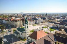 Oradea - 4 ore în cel mai cochet oraș din România Oras, Paris Skyline, Opera House, Art Nouveau, Tourism, Building, Amazing, Places, Travel