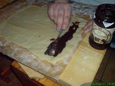 Cristina's world: Cornulete fragede (cu untura) a la Diana Diana, Mary, Cookies, Ethnic Recipes, Desserts, Food, Crack Crackers, Tailgate Desserts, Deserts