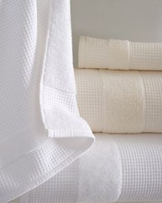 Hotel Towels - #Horchow