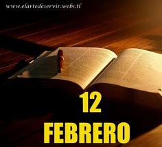 Lectura de la Biblia en un año (Febrero 12 Biblia MP3)