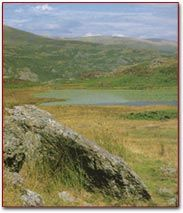Llyn Barfog ~ The Land of Arthur | King Arthur & The Knights of the Round Table