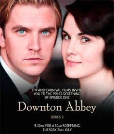 'Downton Abbey': Series 3 press launch report..JOrdan: http://energie-expert.fr/plombier/plombier-paris.html