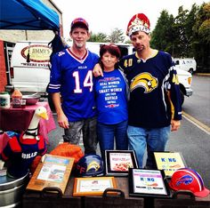 Game faces on at Jimmy's Old Town Taverns table | It's time for #NoVAWars King of the Wings 2014