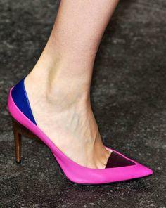 Ruthie Davis to Duckie Brown #SHOES #zapatos #NYFW Zapatos, los Zapatos de Patricia - El Blog de Patricia : Los desfiles de Nueva York OI2014 vistos a través de 14 zapatos.
