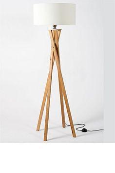 Living with Deborah Hutton for EziBuy - Chasse Floor Lamp - EziBuy Australia Funky Floor Lamps, Cheap Home Decor Online, I Love Lamp, Cool Lamps, Tripod Lamp, Online Furniture, Furniture Storage, Bed Linen, Fashion Competition