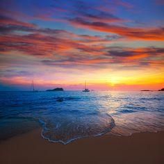 #Ibiza #sunset