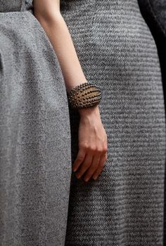Dior Haute Couture - Fall Winter 2012/2013 - Details_ that cuff