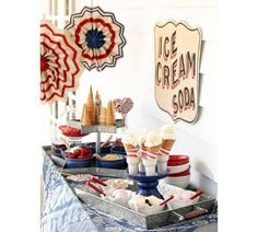 The Beehive Cottage: Happy 4th of July!