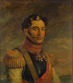 Доу, Джордж - Портрет Михаила Андреевича Арсеньева