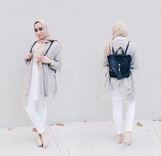 Collection de Longue Tunique - Vêtement fashion pour femme musulmane (4) -  Mayssa   Gorgeous Hijab   Pinterest   Girls and Fashion ffb1d3b82c12