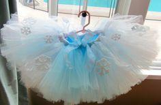 Frozen Tutu Princess Elsa Snow Princess Frozen by PiaMiaBoutique, $35.00
