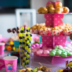 Clever Candy Bar Party Ideas 15 Fabulous Food Bar Ideas For Any Event – Smart Party Ideas Party Food Bars, Candy Bar Party, New Year's Eve Cocktails, Prosecco Cocktails, Super Bowl Party, Yummy Appetizers, Appetizers For Party, Appetizer Recipes, Pollo Satay