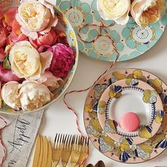 Treats and the sweetest dishes on Sunday afternoon @anthropologie #YorkdaleStyle
