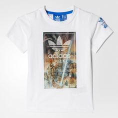 adidas Star Wars Archive Tee - White | adidas US