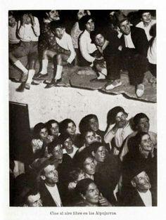 1933, Misiones Pedagógicas