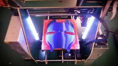 In the end it happened.  #3d #optimus #printer #ironmansuit #ironmancosplay #marvel #marvelcomics #marveluniverse #starkindustries #tonystark #cosplaywip #arduino #arduinomega #madeinitaly #jarvis #Modena #igersmodena #makeitmodena #nerd #geek #dcmarvelfans by mk4sigghi