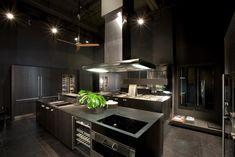 BOFFI kitchenLab Barberini Roma  #appliances #gaggenau #kitchen Pinned by www.modlar.com