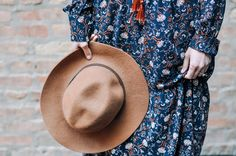 Hats, a Promise and Tassels
