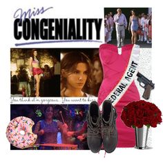 43.Miss Congeniality by italian-londonlover on Polyvore featuring Ash and Guide London