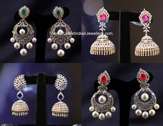 Manepally Diamond Earrings Collection