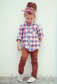 Fall outfit for little girl