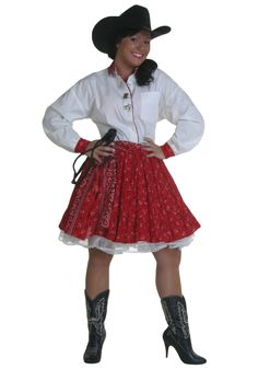 Details About Cowgirl Costume Ladies Womens Fancy Dress