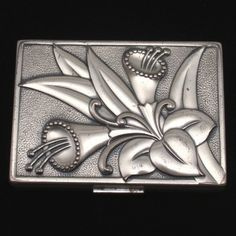Sterling Silver Vintage Compact