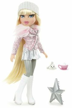 Bratz Cloe Pink Winter Dream by MGA Entertainment. $19.04. High fashion look with outfit and accessories. Gorgeous Bratz doll CLOE in her pink winter outfit. This is part of the Pink Winter Dream Bratz collection. Each doll is uniquely attired in high fashion winter gear. See Cloe and her BFFs in this collection.
