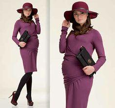 Sukienka SURE bordowahttp://maternity.com.pl/pl/p/Sukienka-SURE-bordowa/1349