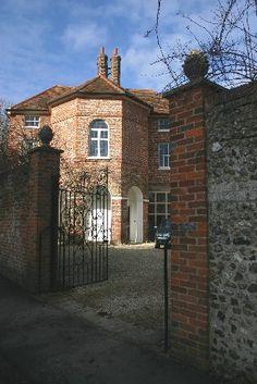 Midsomer Murders Locations - Little Missenden, Buckinghamshire (2)
