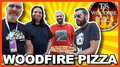 TJ's Woodfire Pizza - The Big Al - with Special Guests CultMoo Big Al, Food Reviews, Special Guest, A Food, Pizza, Beverage, Restaurants, Videos, Youtube