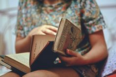 Ten books every girl should read in her 20's!  I'd better hurry!!