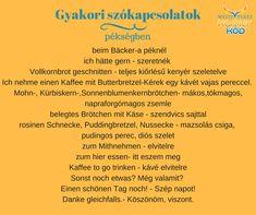 Language, Learning, Brown Bread, Snails, Deutsch, Studying, Languages, Teaching, Language Arts