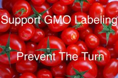 Support GMO labeling, prevent The Turn  (The Hollows series by Kim Harrison)