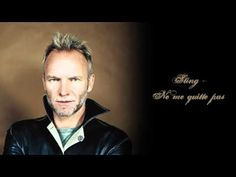 Sting - Ne me quitte pas (live) - YouTube