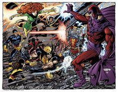X-Men vs. Magneto