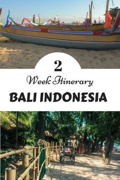 Bali Indonesia is one of the most beautiful places to travel to! Check out this two-week travel itinerary for inspiration of things to do, the best beaches to visit, tips and magical photos. Whats more, it talks you through the key areas to visit. Including Ubud, Seminyak, Sanur, The Gilli Islands and Lombok. #Bali #Travel #itinerary