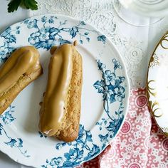 Fill these eclairs with crème pâtissière for the most delicious pastries - recipes on HOUSE - design, food and travel by House & Garden