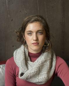 Ravelry: Diamond Cowl pattern by Kristen Ashbaugh-Helmreich