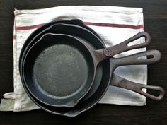 Equipment: How to Buy, Season, and Maintain Cast Iron Cookware | Serious Eats