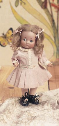 "10"" (25 cm). Marks: Just Me Registered Germany A 310/5/0 M. Comments: Marseille,circa 1925. Value Points: innocent insouciance is perfectly portrayed in this sought-after doll,excellent bisque,original body and body finish."