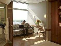Advocate Lutheran General Hospital.  Children's Hospital Patient Care Tower.  By CannonDesign