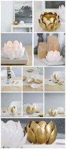 Artesanatos Feitos com Colheres de Plástico