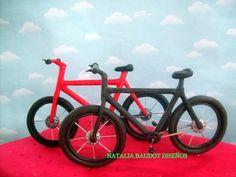 Bicicletas terminadas