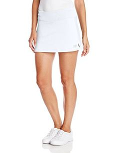 Women's Athletic Skorts - New Balance Womens Challenger Skort *** Want to know more, click on the image.