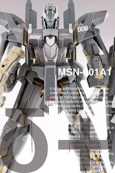 POINTNET.COM.HK - HG 1/144 MSN-001A1 DELTA PLUS