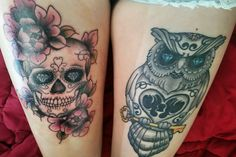 My thigh pieces.