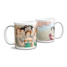 Products Coffee Mug Theater Dancers Boxing Day Ten p. The Theatrical Performance 3 Ceramic Holiday Makeup Looks, Wedding Makeup Looks, Happy Boxing Day, Makeup Looks For Brown Eyes, Glam Makeup Look, Dancers, Holiday Gifts, Theater, Ceramics