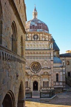 Cappella Colleoni (Colleoni Chapel) - Bergamo, Lombardy, Italy