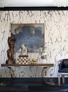 Color inspiration for your Room designs   Cool Wallpaper   Inspirations & Ideas   Boca do Lobo   www.modernconsoletables.net #consoletables #modernconsoletables #wallpaper #interiordesign #homedesign #housedesign #walldecor #homedecor #blackwallpaper